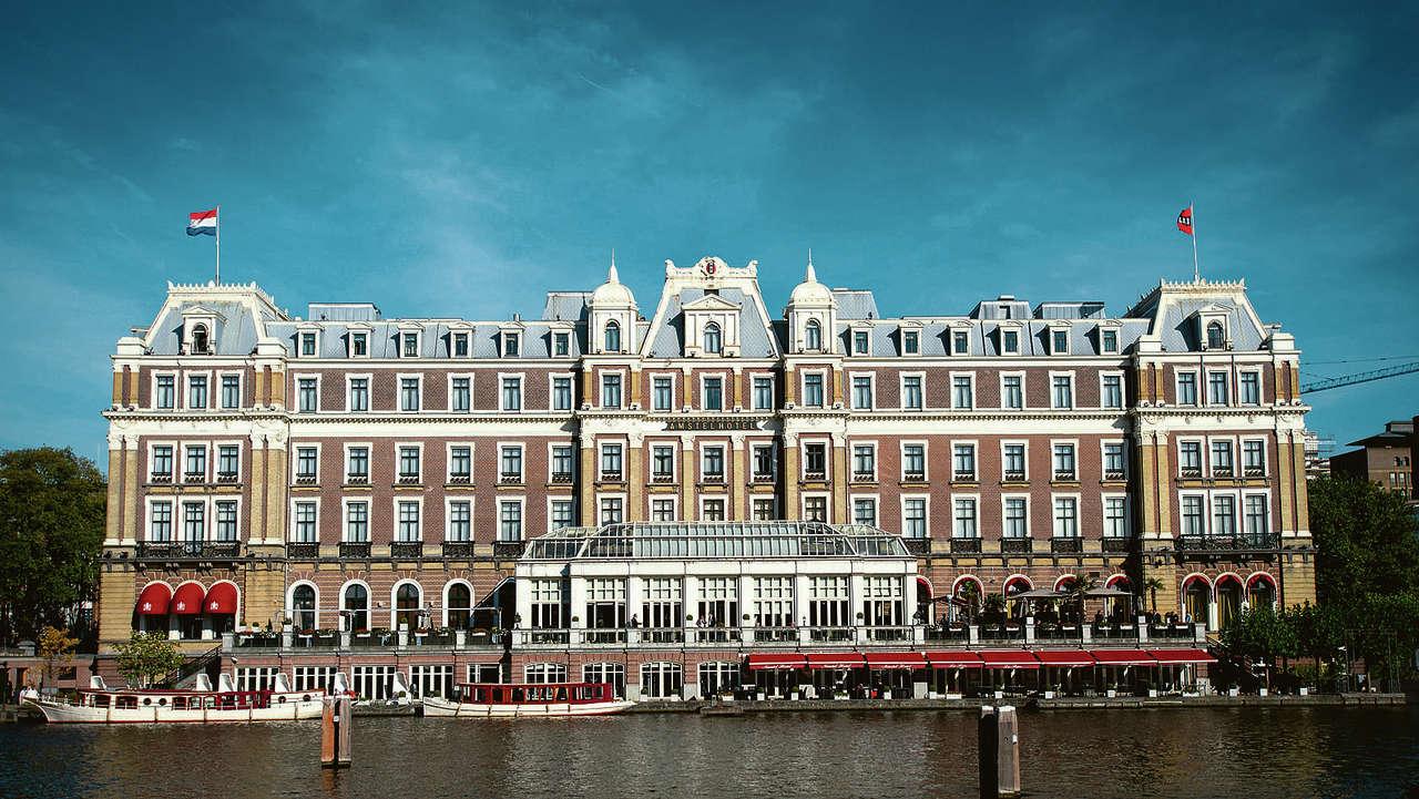 Amstel hotel is verkocht voor trofeeprijs nrc - Amstel hotel amsterdam ...