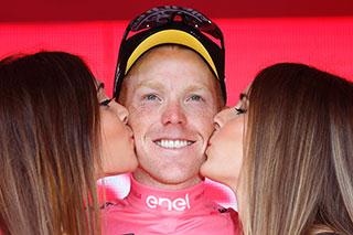 Podium Giro d'Italia