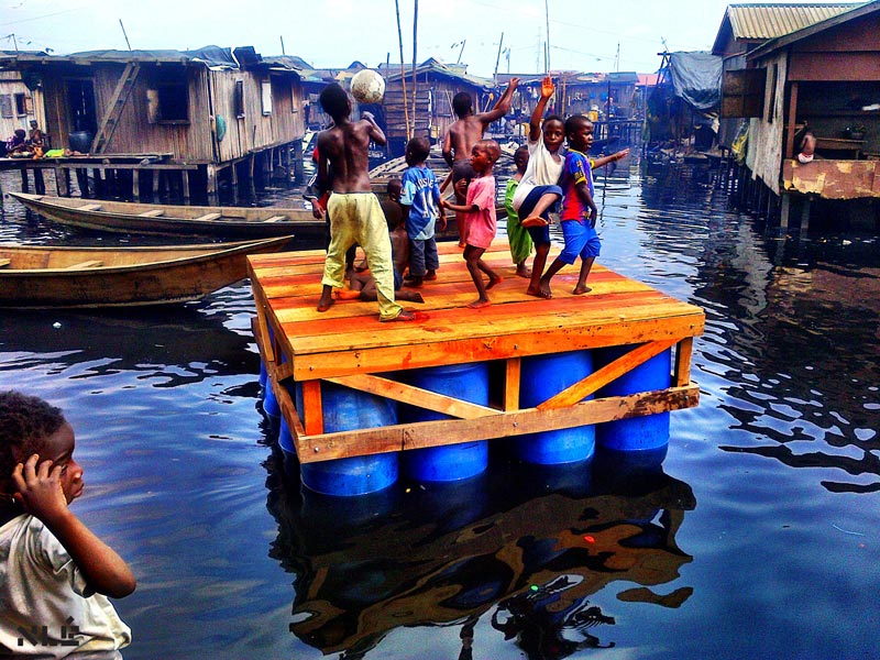 Lagos Water Communities