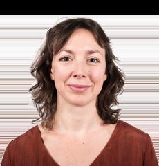 Leonie van Nierop, plaatsvervangend chef Economie