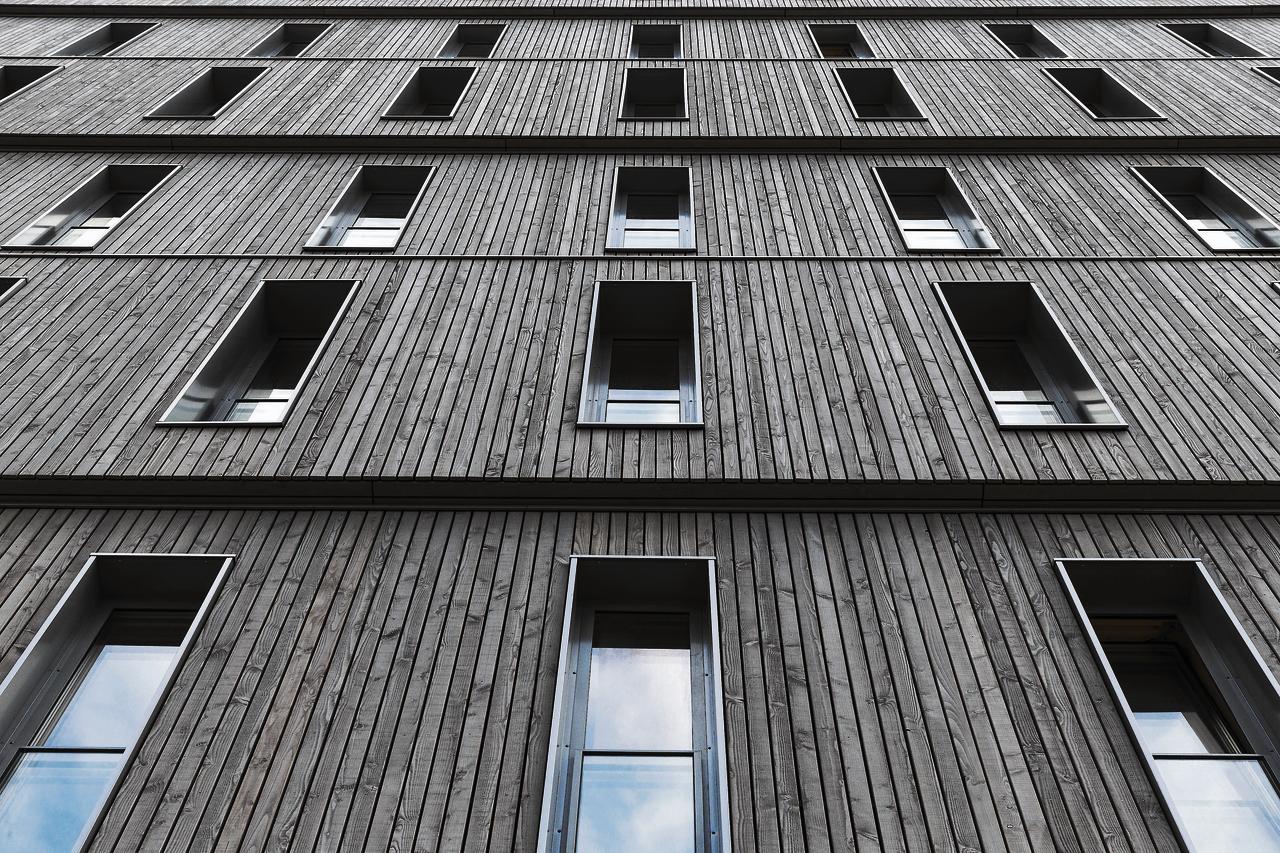 Het hoogste houten gebouw van nederland staat in amsterdam   nrc