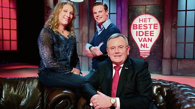 Beste Idee Van Nederland Juryleden Seizoen Van Het Beste Idee