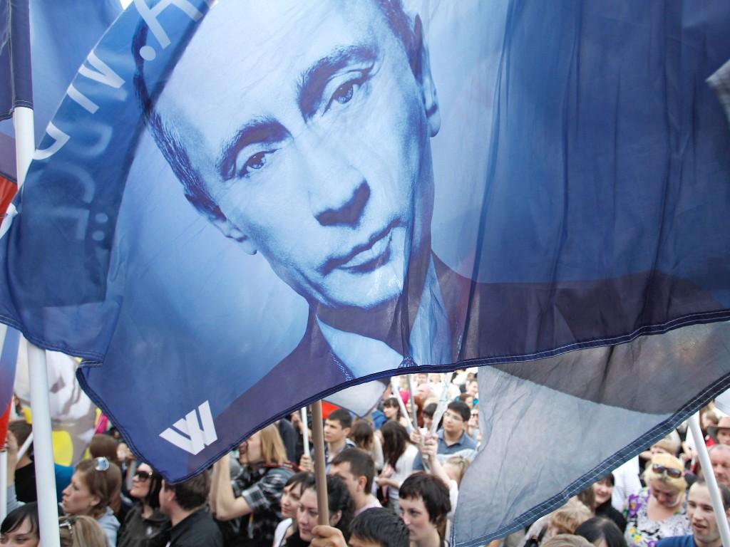 Mikhail Metzel / AP