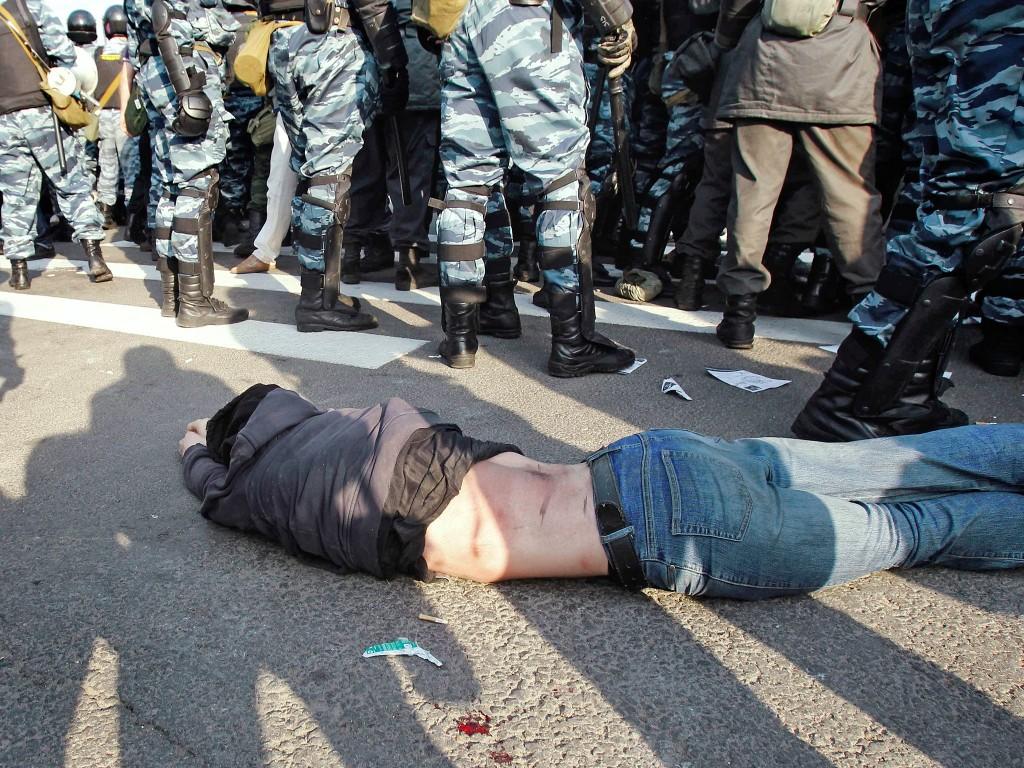 Denis Sinyakov / Reuters