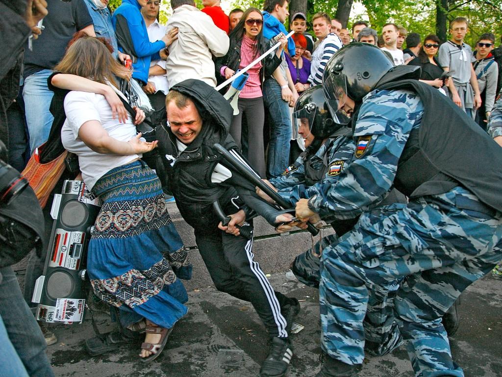 Mikhail Pochuev / AFP