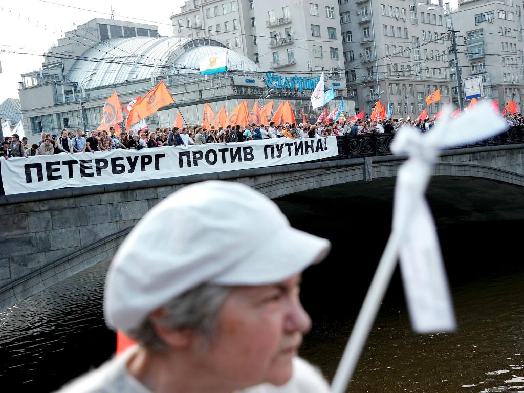 Natalia Kolesnikova / AFP