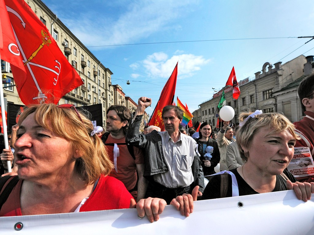Olga Maltseva / AFP