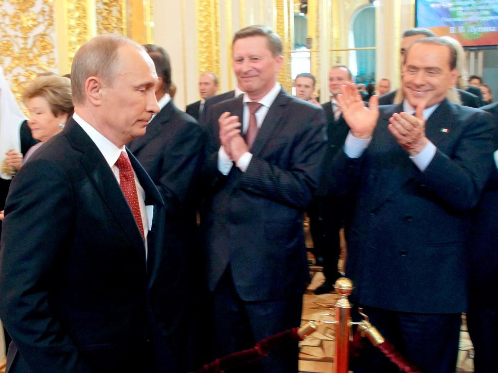 Vladimir Rodionov / AP