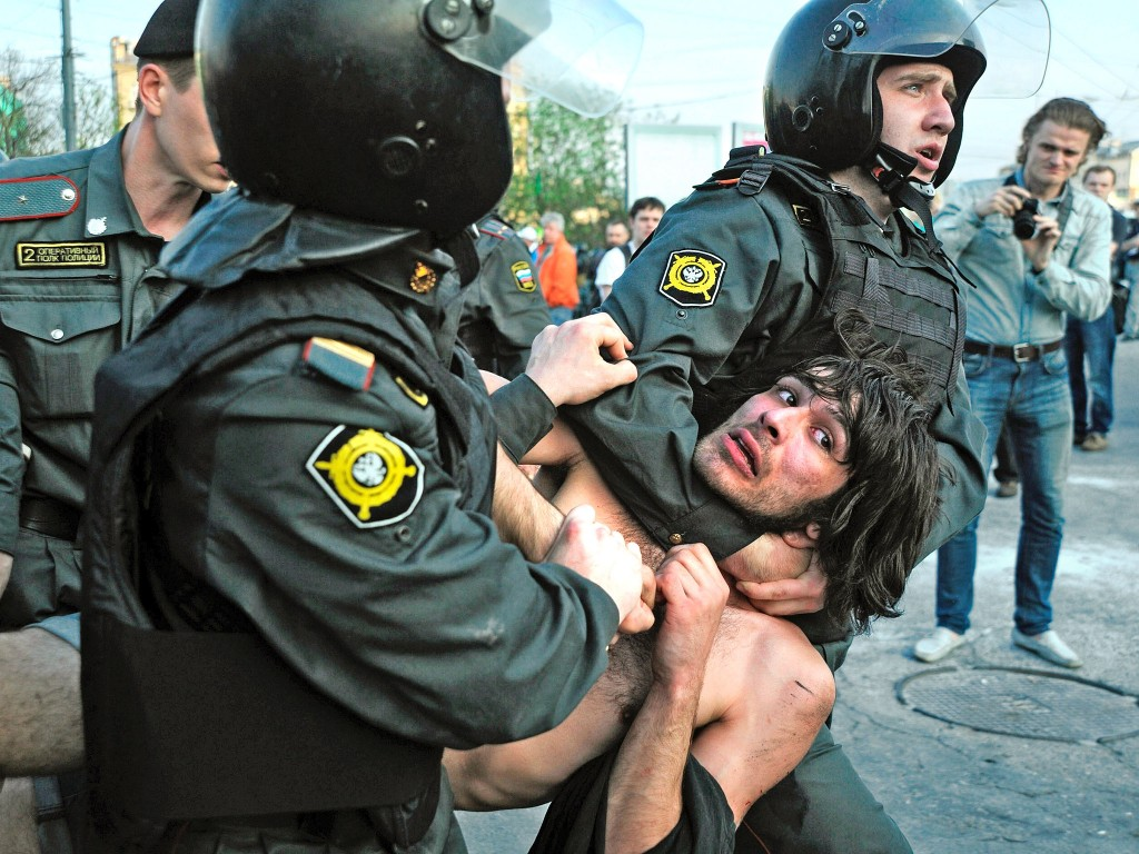 Andrey Smirnov / AFP