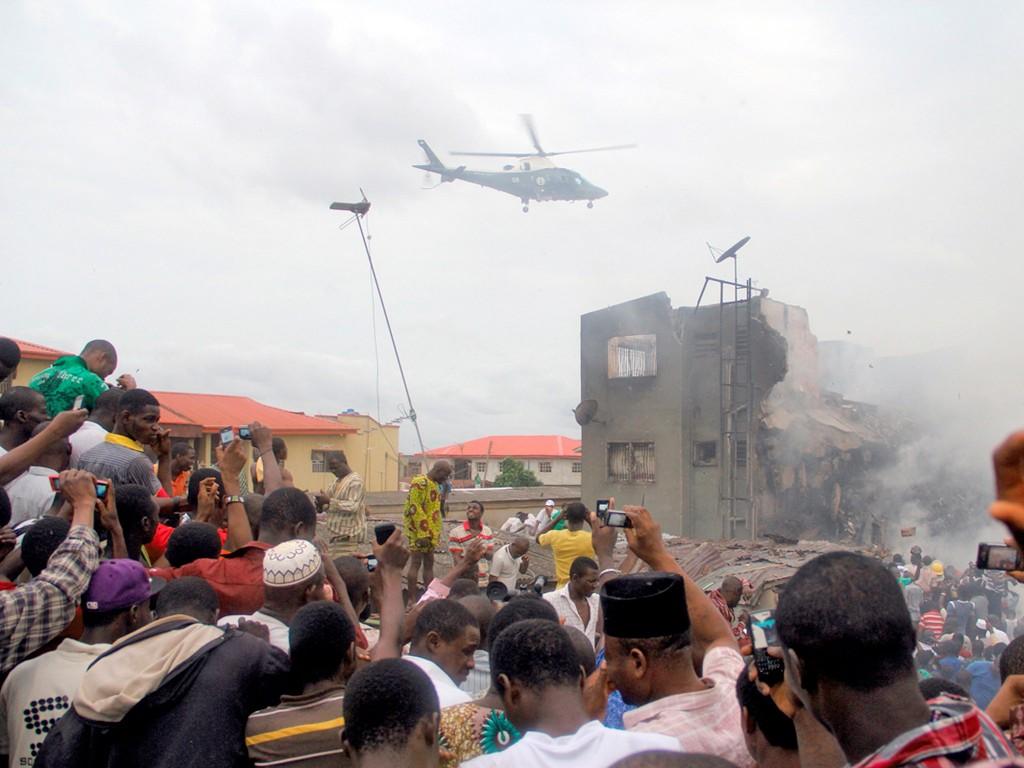 Emmanuel Arewa / AFP