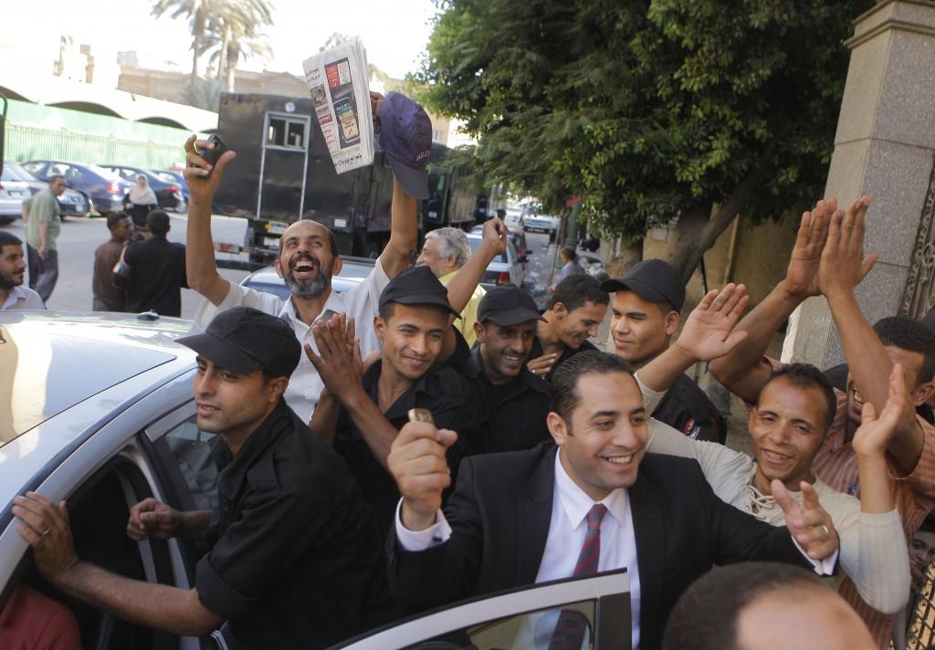AP / Amr Nabil