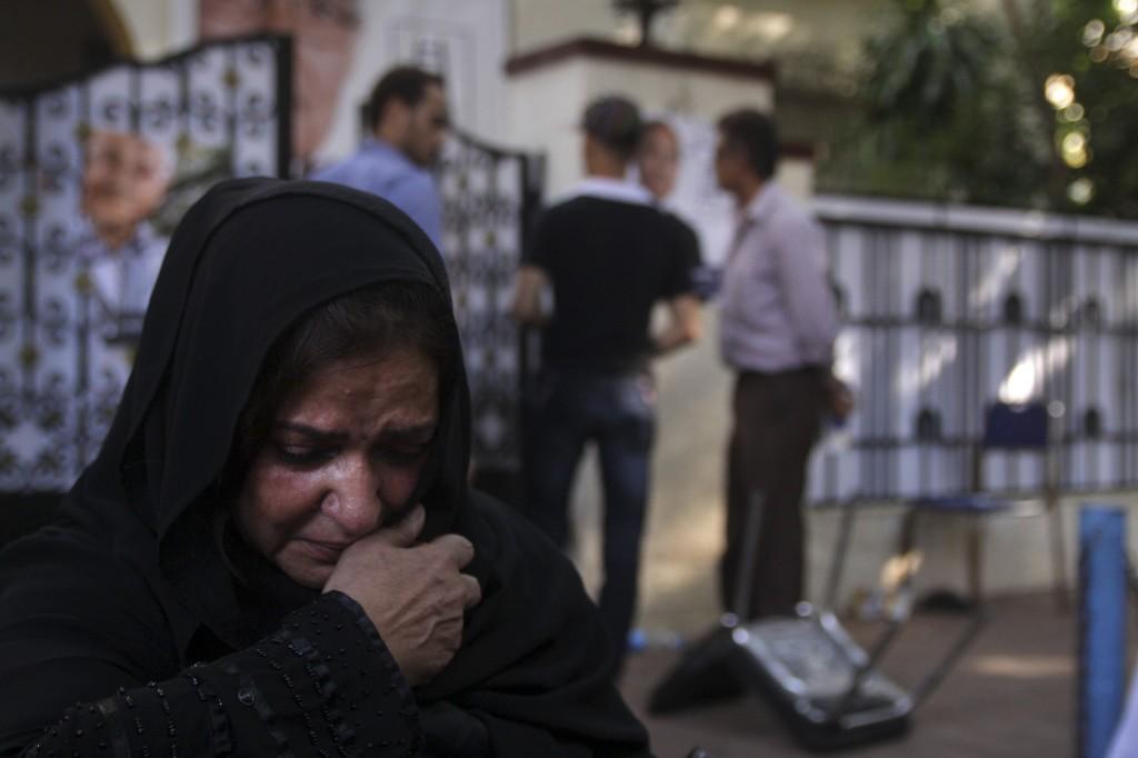 AP / Hossam Awaga