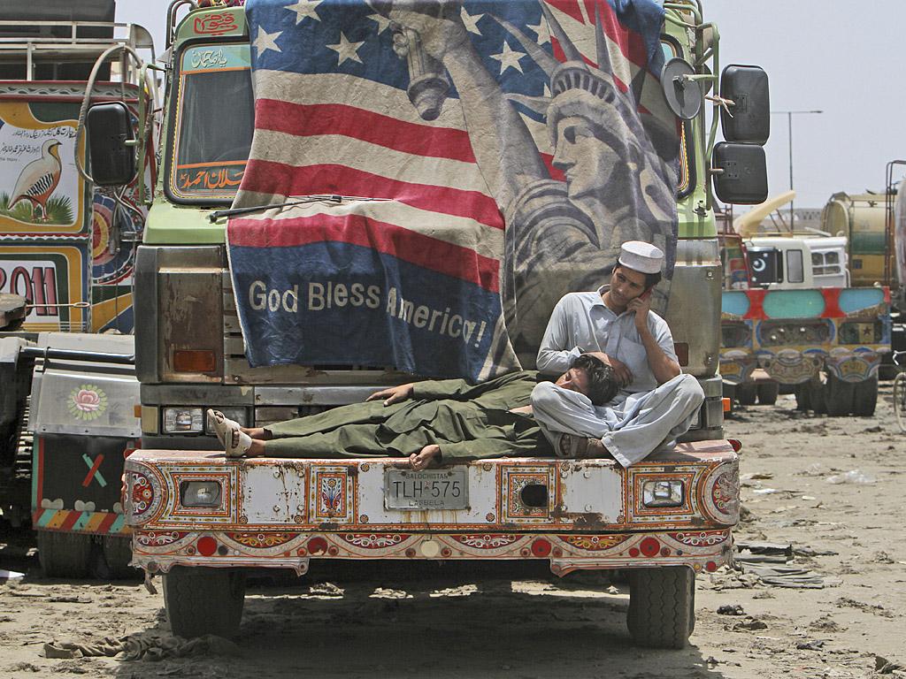Fareed Khan / AP