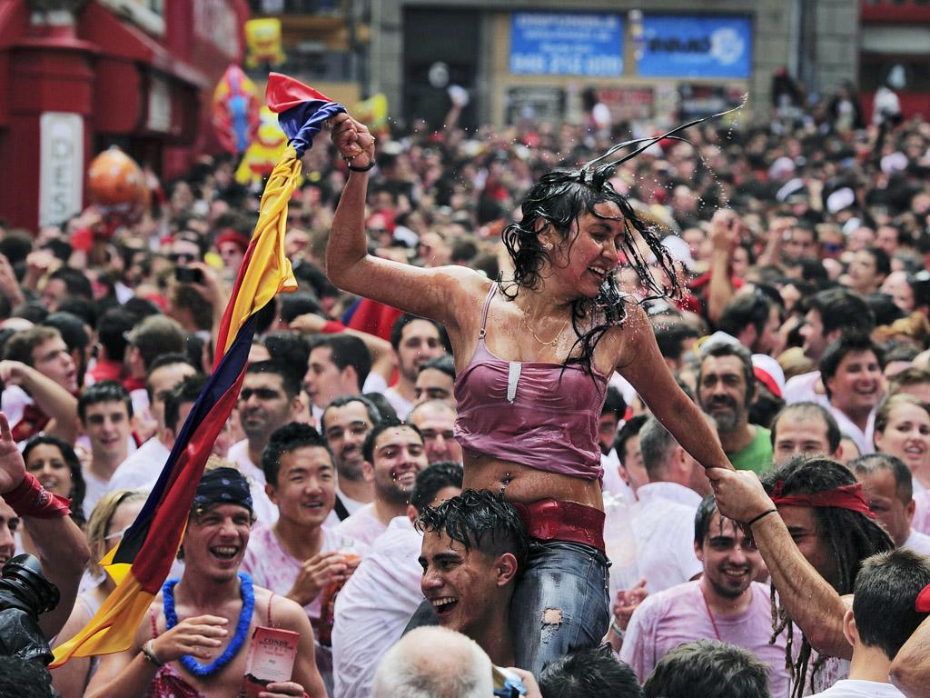 AP / Alvaro Barrientos