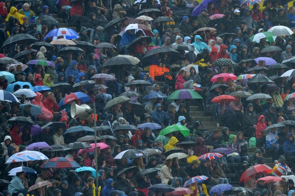 AFP / Ben Stansall