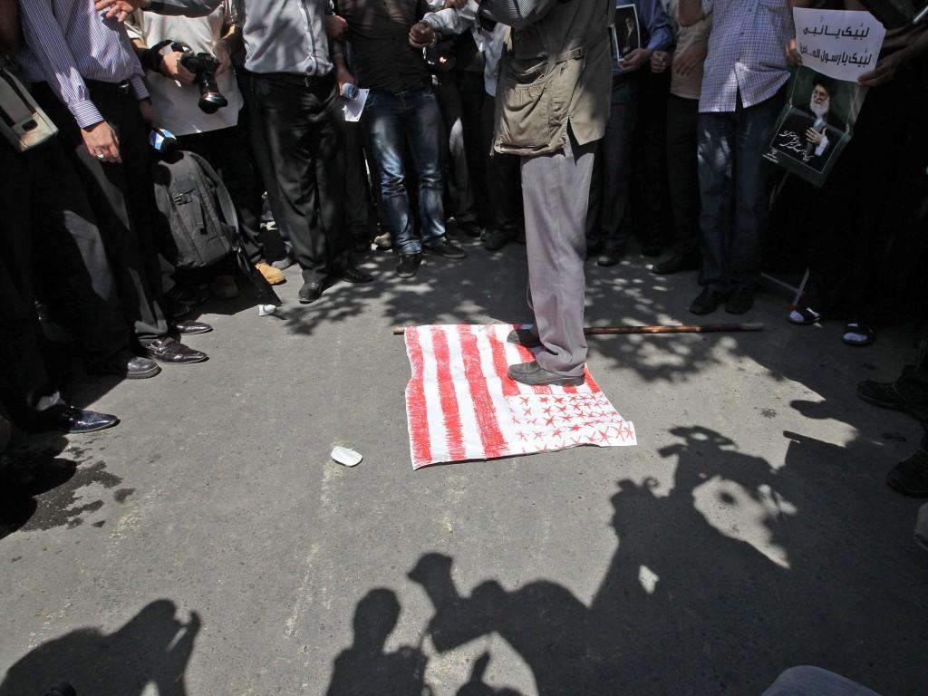 AFP / Atta Kenare