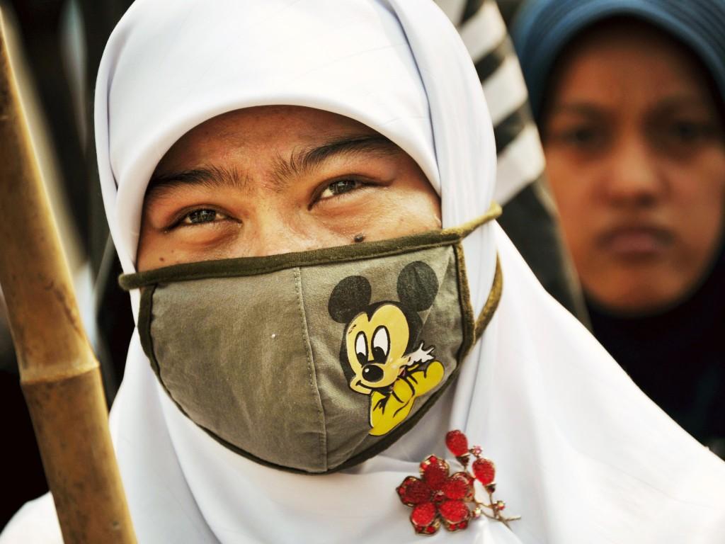 AFP / Bay Ismoyo