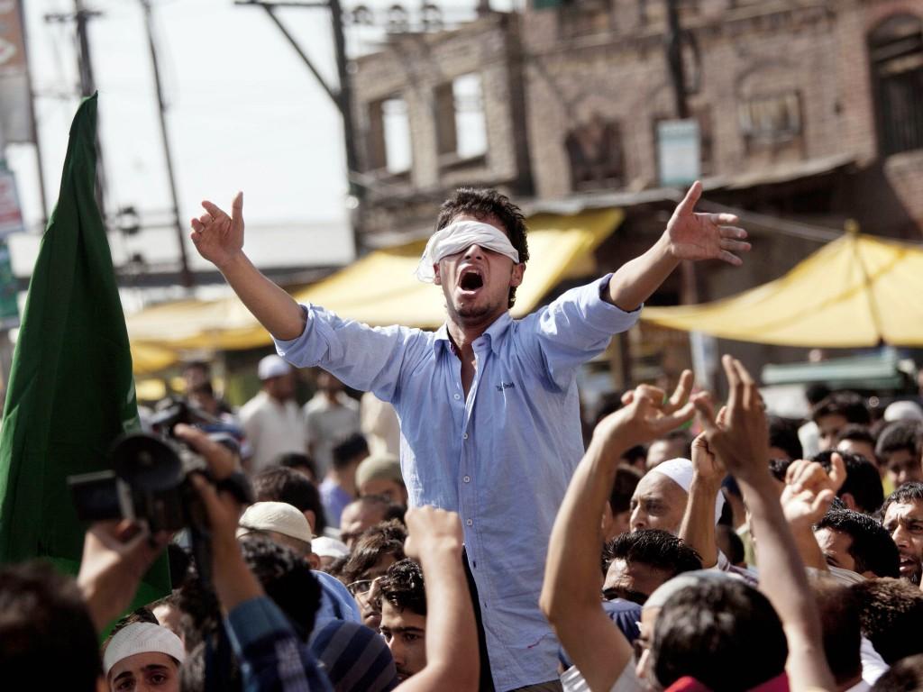 AP / Dar Yassin