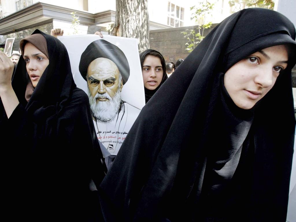 AP / Vahid Salemi