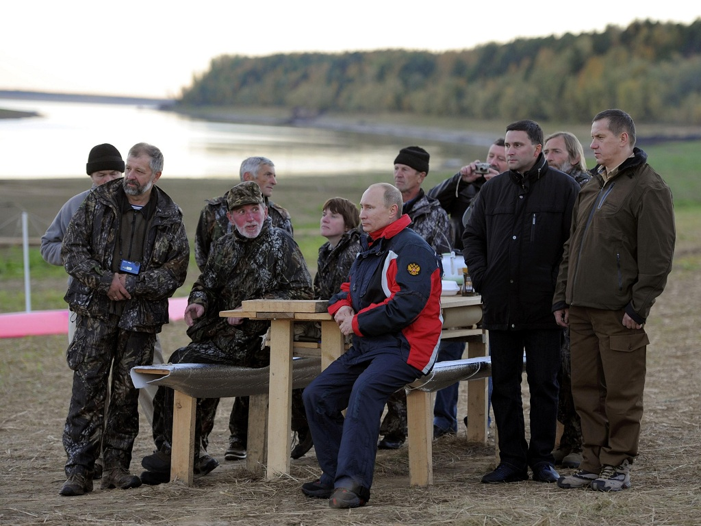 Alexei Druzhinin / Reuters / Ria Novosti