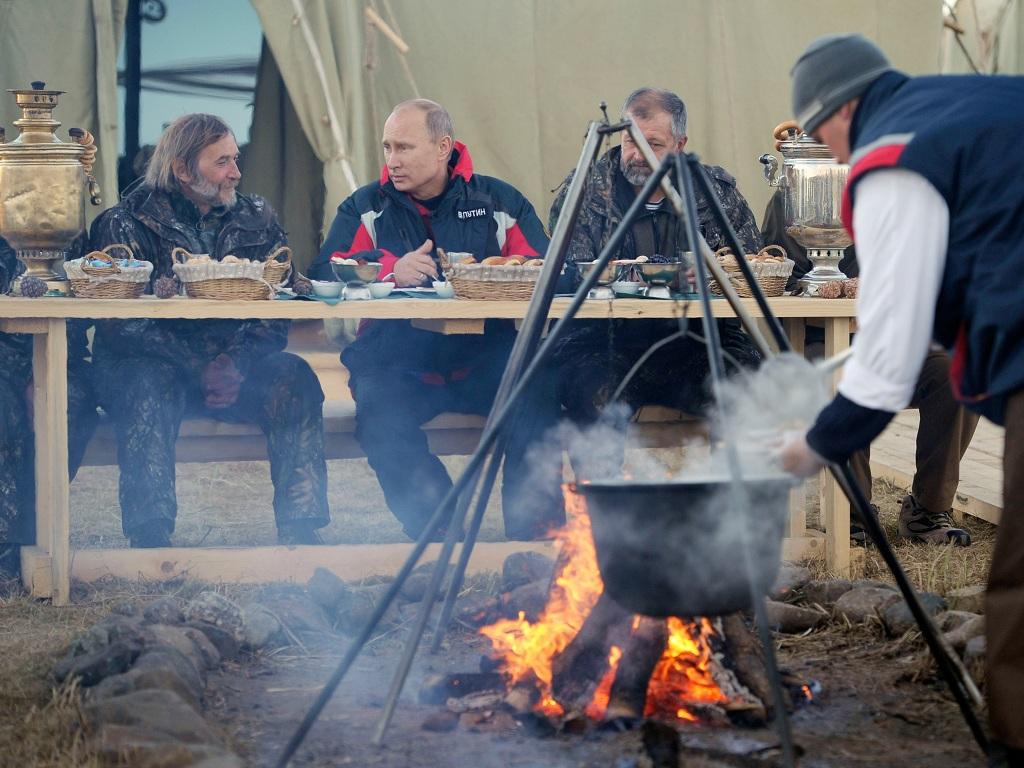 Alexei Druzhinin / AP / Ria Novosti
