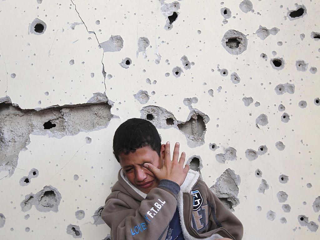 AFP / Mohammed Abed