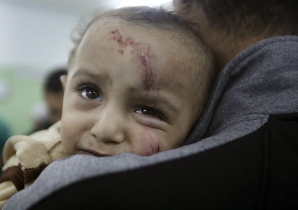Reuters / Ali Hassan