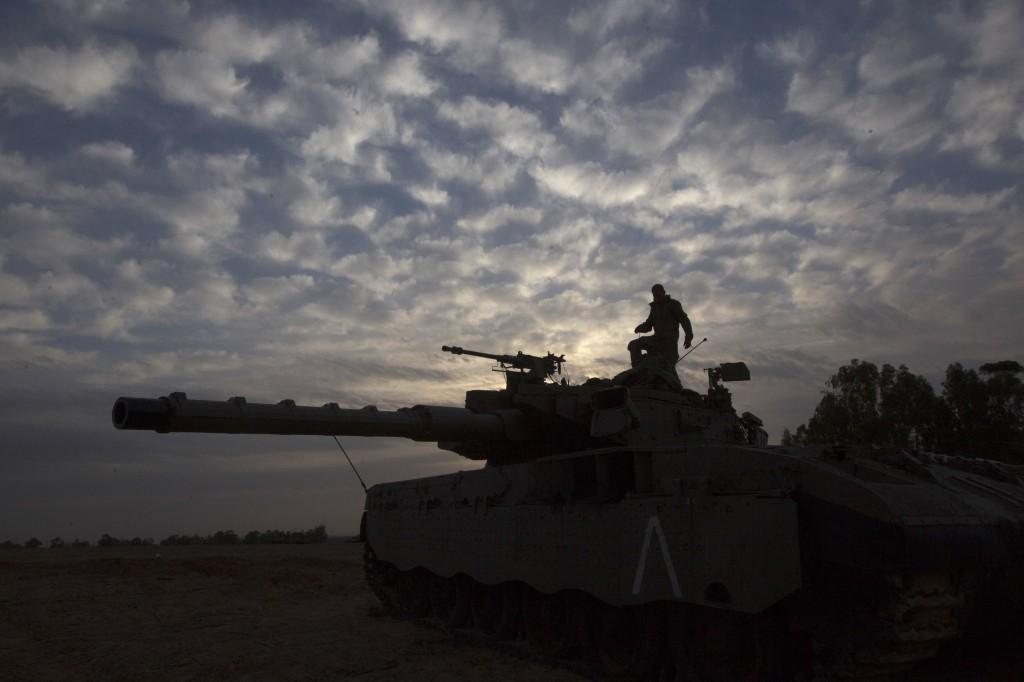 Reuters / Ronen Zvulun