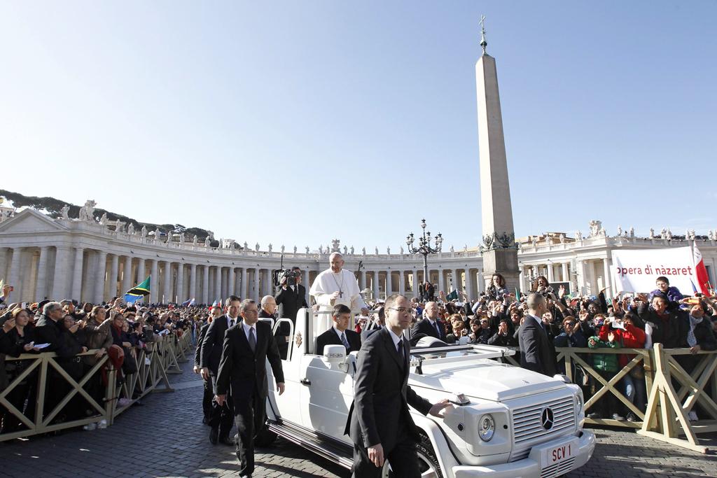 Reuters / Giampiero Sposito