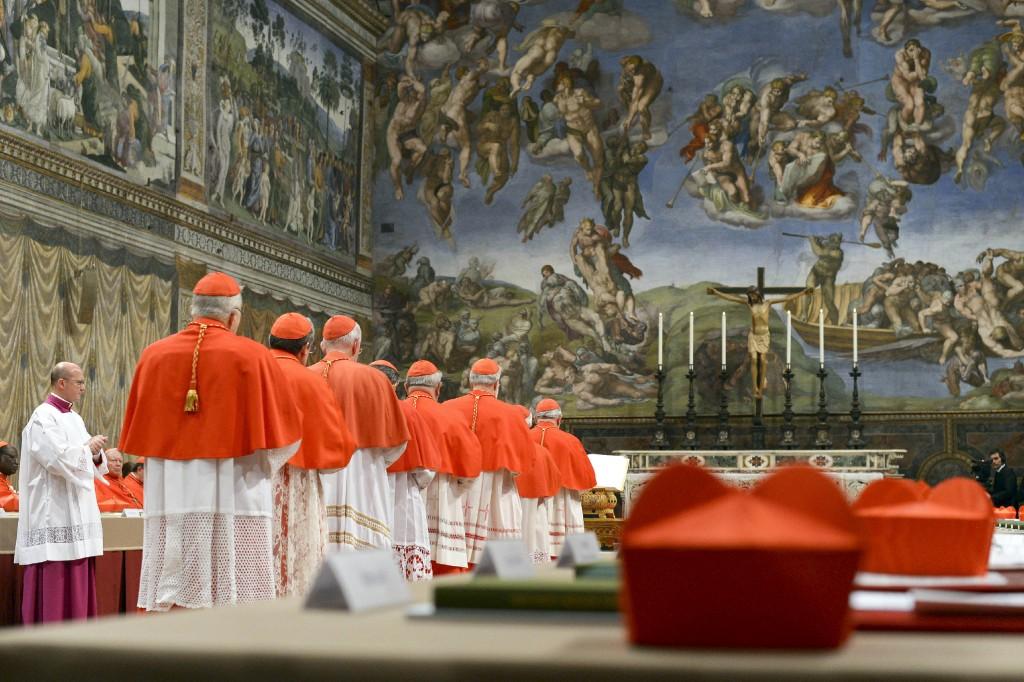 AP / L'Osservatore Romano