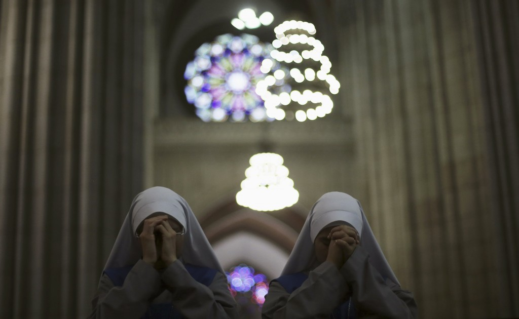 Reuters / Nacho Doce