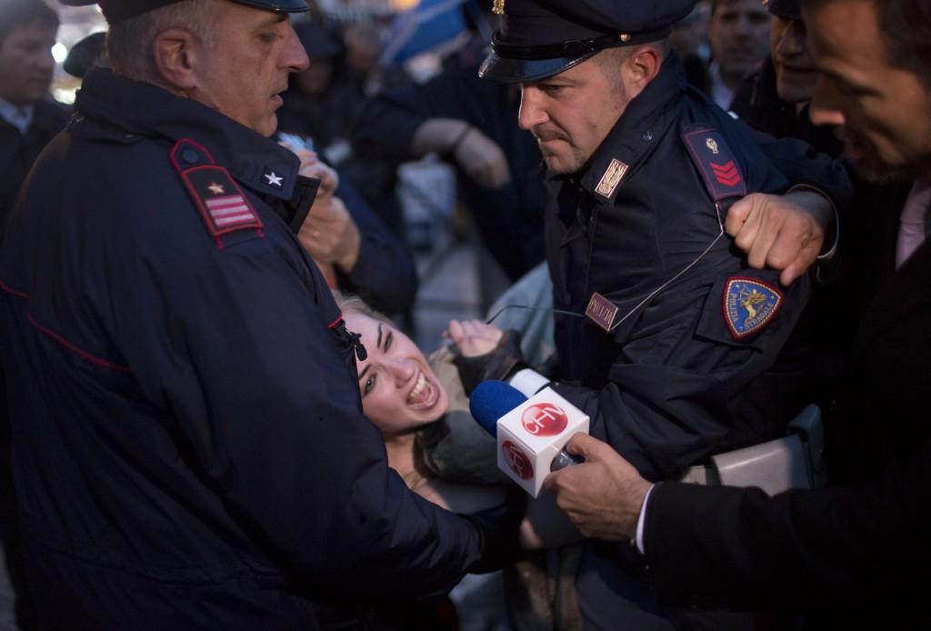 AP / Emilio Morenatti