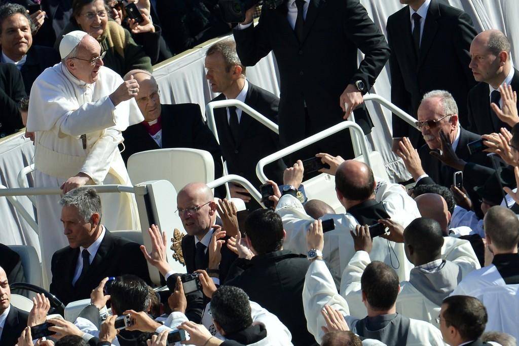 AFP / Alberto Pizzoli
