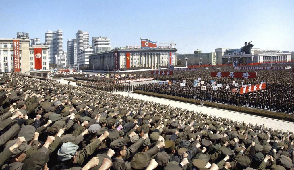 AFP / KCNA via KNS