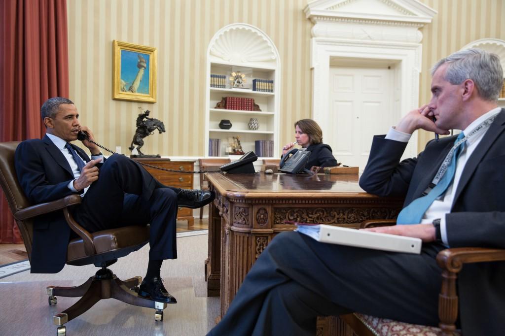 AFP / White House / Pete Souza