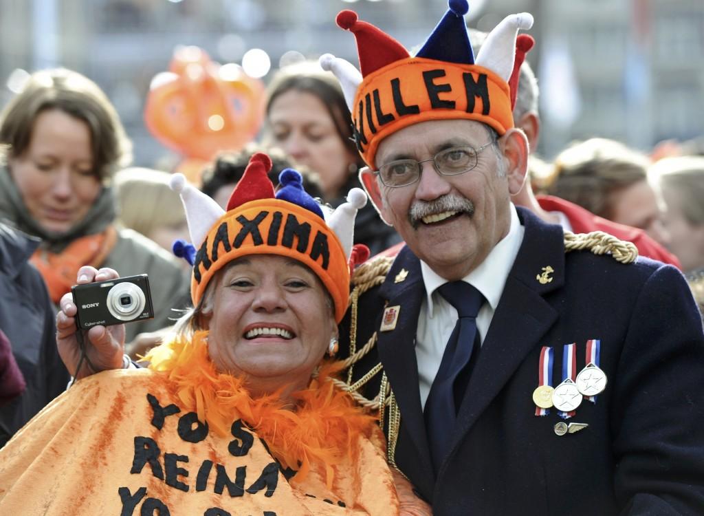 Reuters / Paul Vreeker