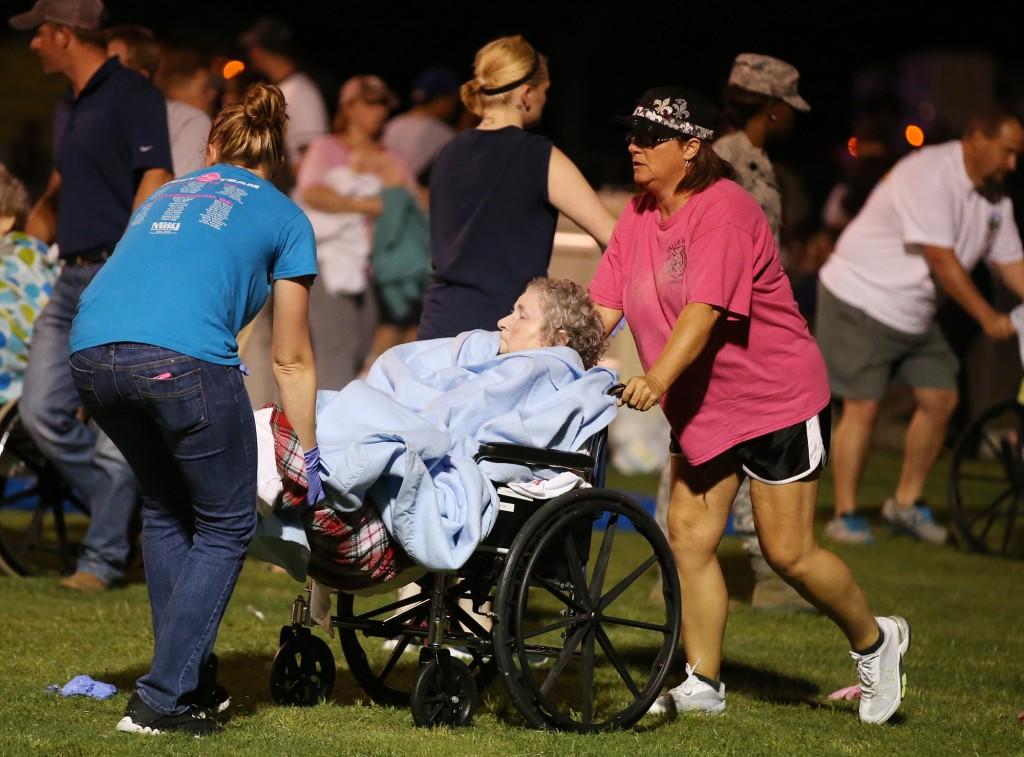 AP / Waco Tribune Herald / Rod Aydelotte