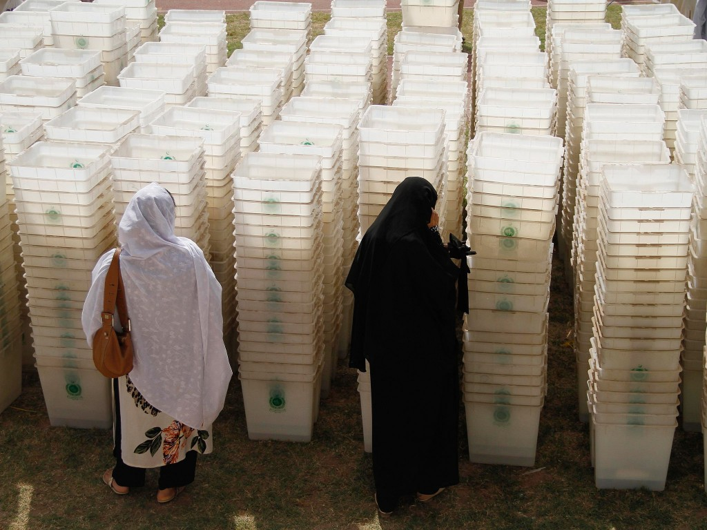 Reuters / Fayaz Aziz