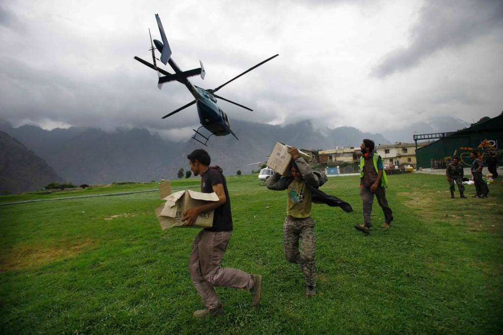 AP / Rafiq Maqbool