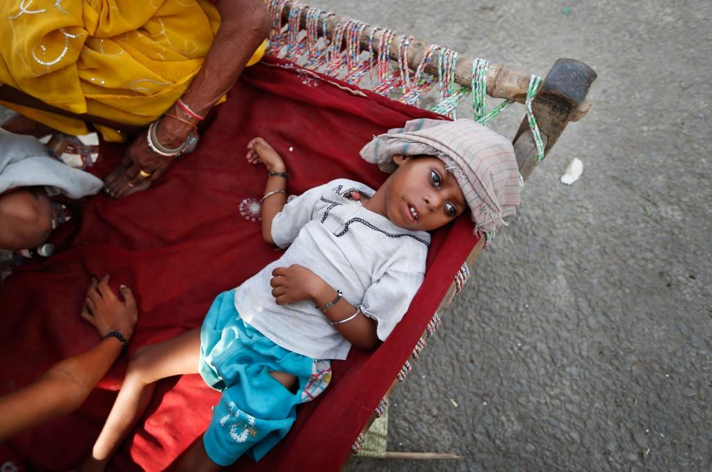 AP / Saurabh Das