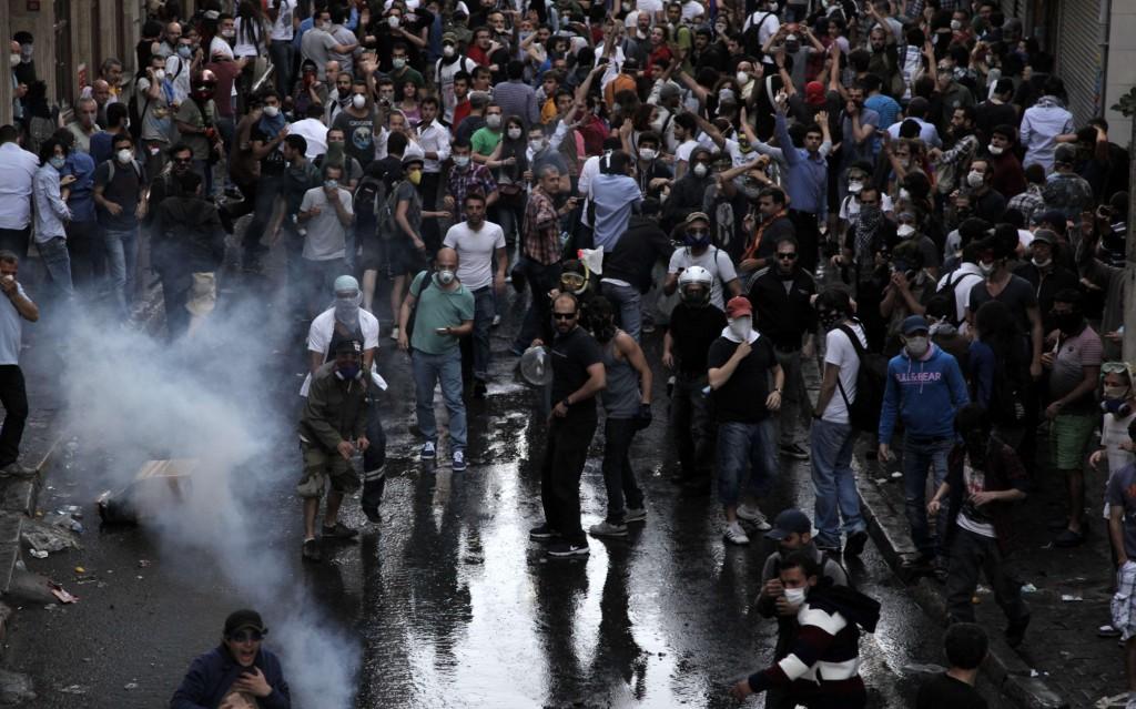 AFP / Gurcan Ozturk