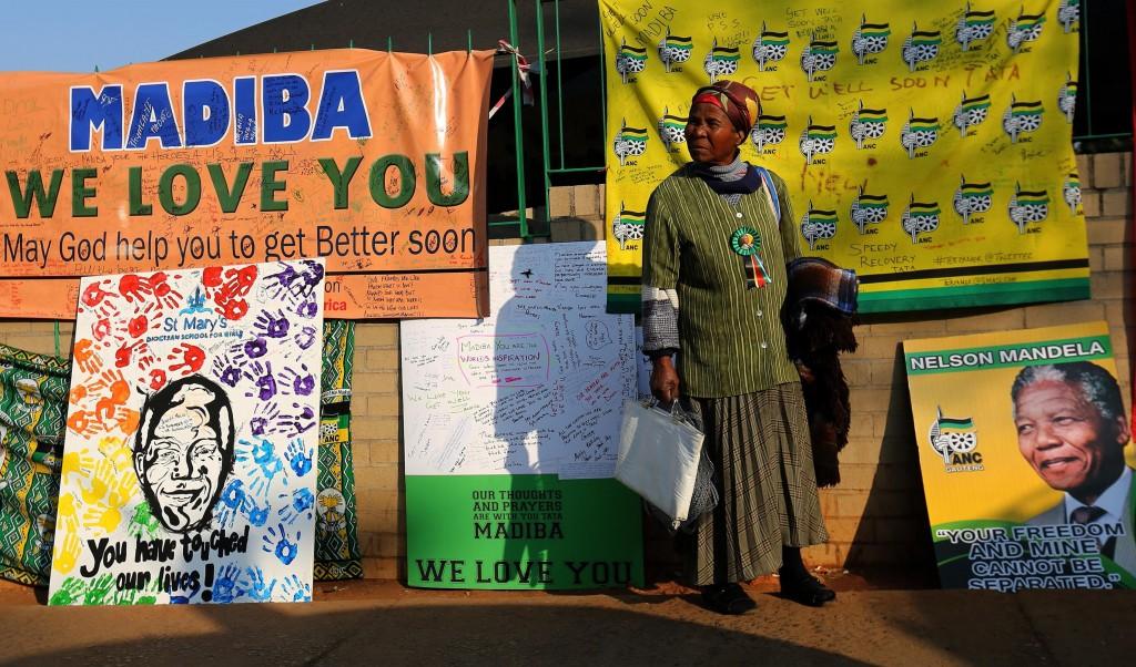 Reuters / Siphiwe Sibeko