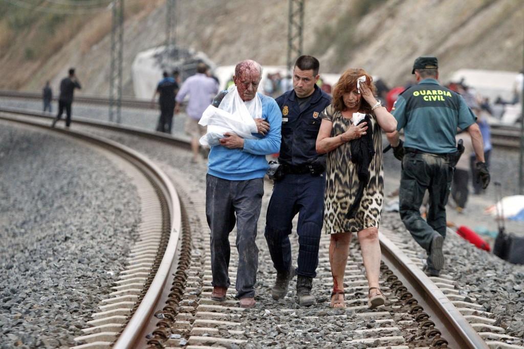 Reuters / Xoan A. Soler / Monica Ferreiros / La Voz de Galicia