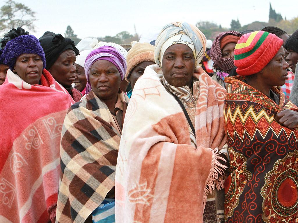Foto AP / Tsvangirayi Mukwazhi
