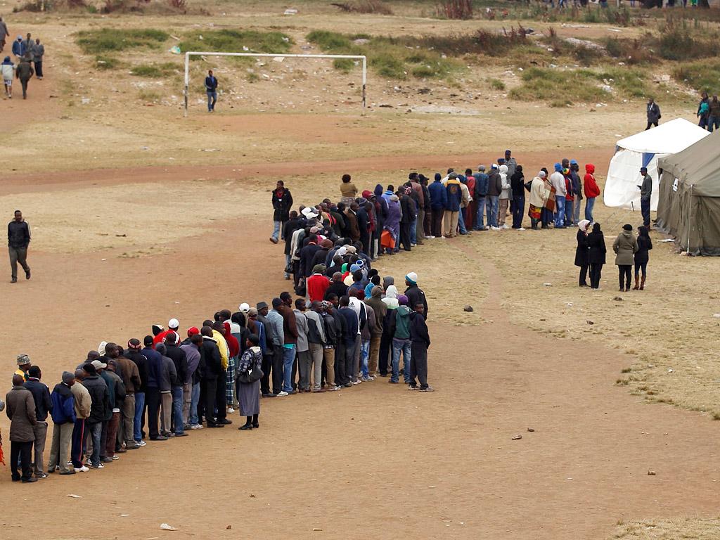 Foto Reuters / Siphiwe Sibeko