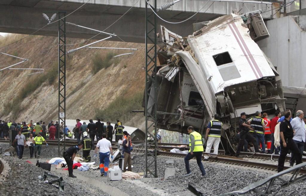 AP / El Correo Gallefo / Antonio Hernandez