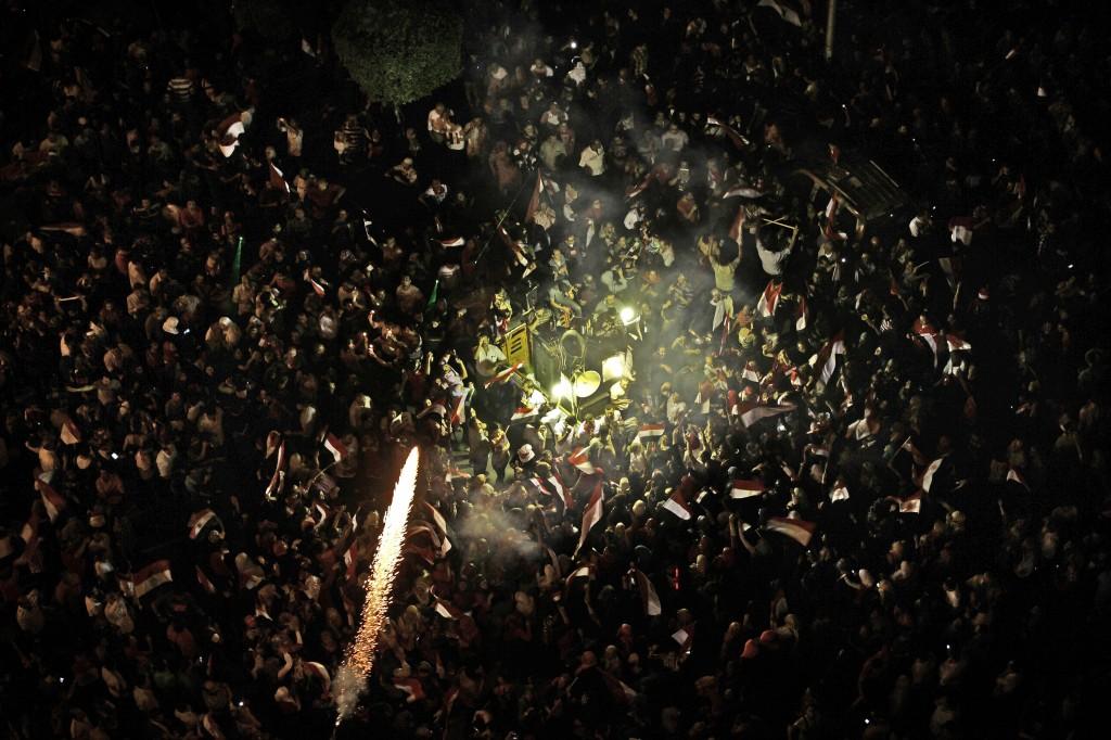 AP / Nariman El-Mofty