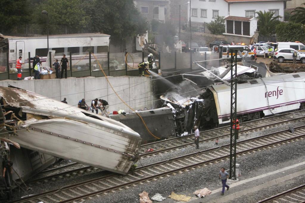 AP / El Correo Gallego/Antonio Hernandez