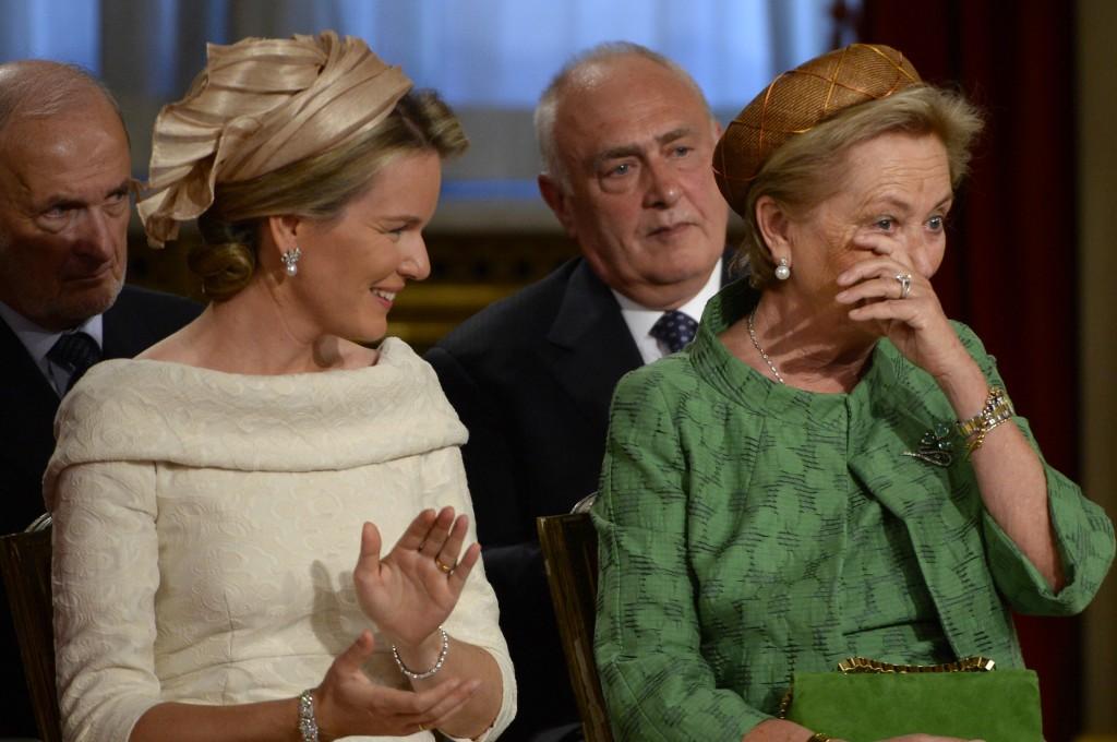 AFP / Dirk Waem