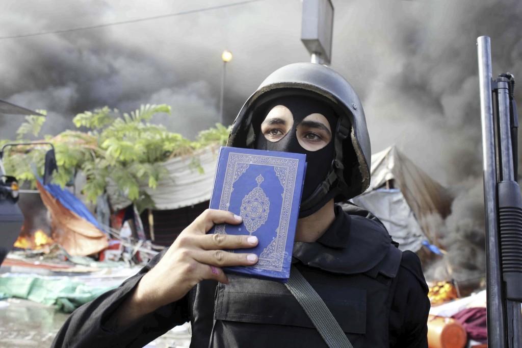 AP / Imad Abdul Rahman